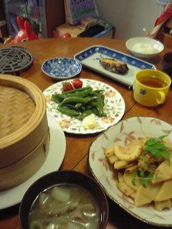 素朴な夕食.JPG